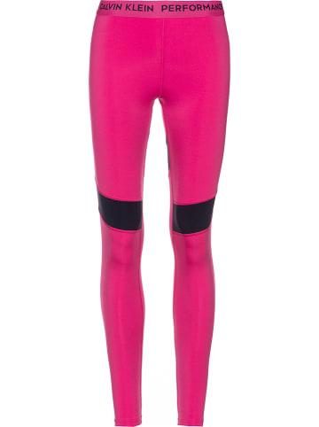 Calvin Klein Trainingsleggings in Pink
