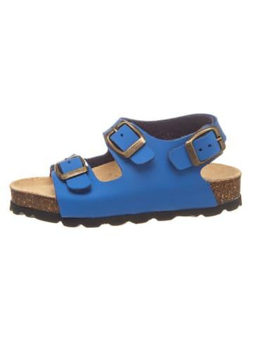 Lamino Sandalen blauw