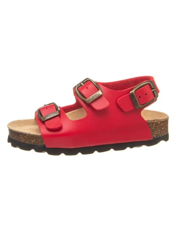 Lamino Sandalen rood