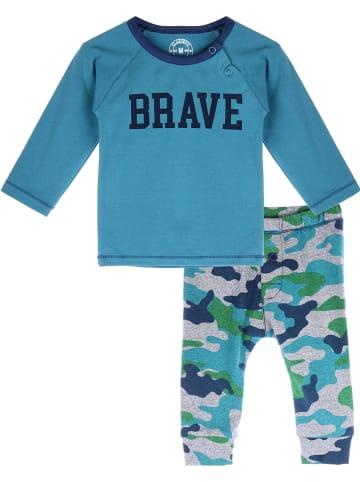 Claesens Pyjama blauw