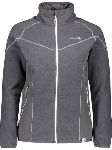 "Regatta Fleecejacke ""Kestor"" in Grau"