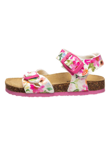 Primigi Sandalen in Weiß/ Pink