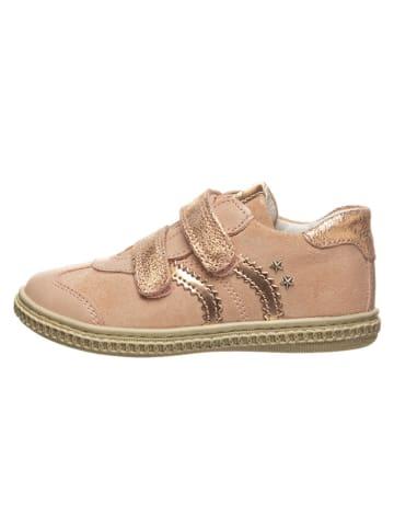 Primigi Leder-Sneakers in Rosa
