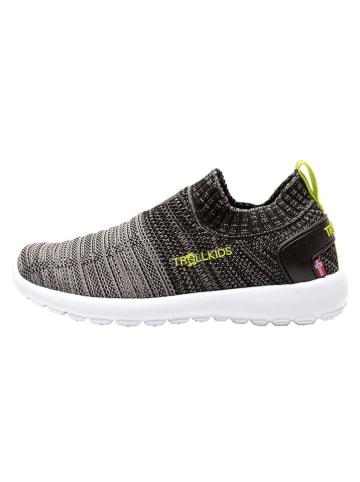 """Trollkids Sneakers """"Oslo"""" in Grau"""