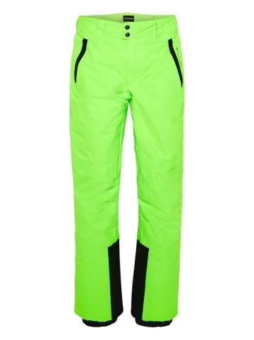 """Chiemsee Spodnie narciarskie """"Taos"""" w kolorze zielonym"""