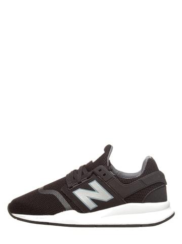 "New Balance Sneakers ""247"" zwart/wit"