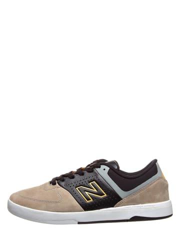 """New Balance Sneakers """"533"""" in Schwarz/ Beige"""