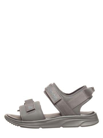 """New Balance Sandały """"250"""" w kolorze szarym"""
