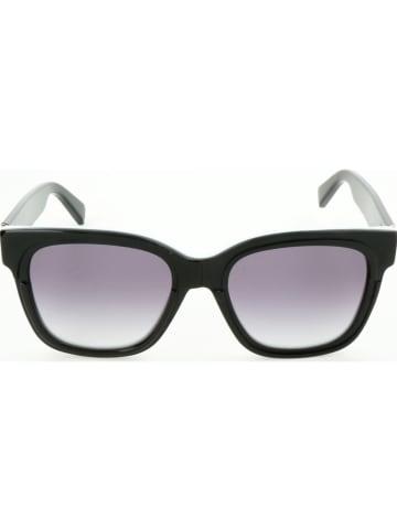 Max Mara Damen-Sonnenbrille in Schwarz/ Weiß