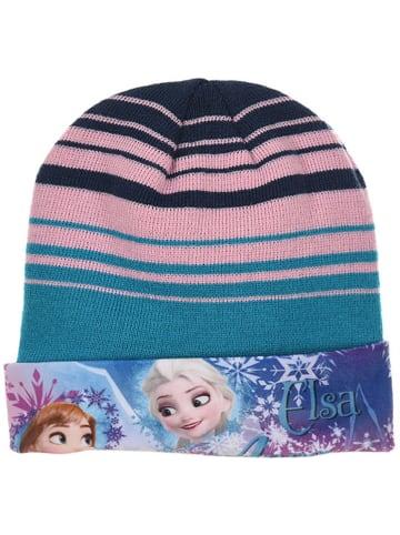 """Disney Frozen Mütze """"Frozen"""" in Blau"""