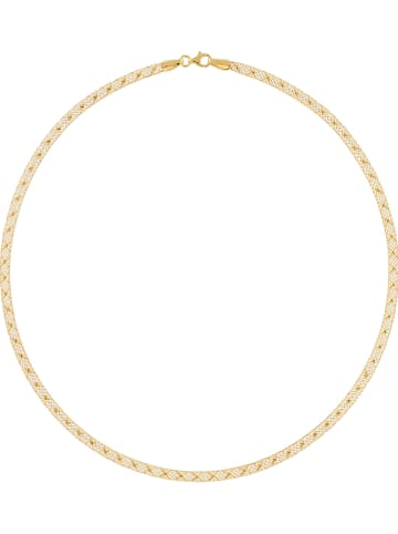 """BY COLETTE Gouden ketting """"Toile d'Or"""" - (L)43 cm"""
