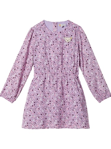 Steiff Sukienka w kolorze fioletowym