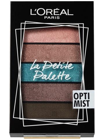 """L'Oréal Paris Oogschaduwpalet """"La Petite Palette - Optimist"""", 4 g"""