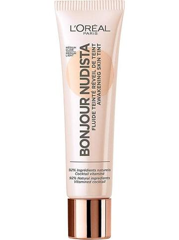 "L'Oréal Paris BB-Creme ""Bonjour Nudista - 02 Medium Light"", 30 ml"