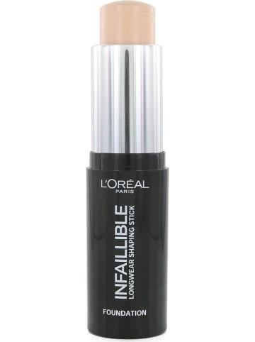 "L'Oréal Paris Sztyft do konturowania ""Infaillible - 080 Porcelain"" - 9 g"