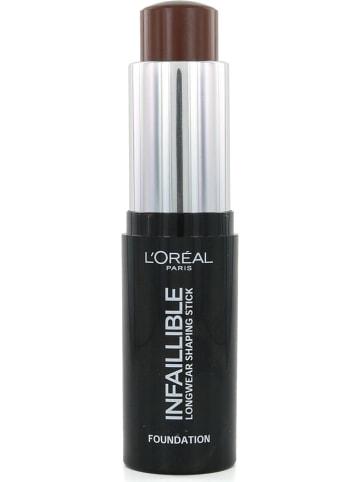 """L'Oréal Paris Sztyft do konturowania """"Infaillible - 250 Ebony"""" - 9 g"""