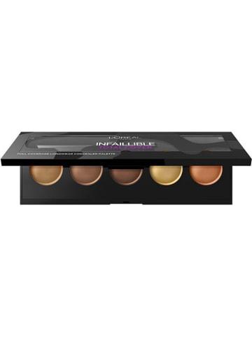 "L'Oréal Paris Paleta korektorów ""Infaillible Total Cover - 2 Dark Skin"" - 10 g"