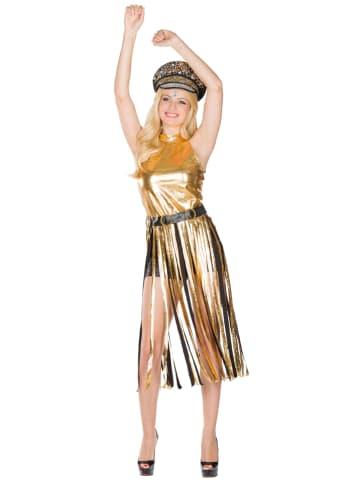 """Rubie`s Sukienka """"Goldfestival"""" w kolorze złotym"""