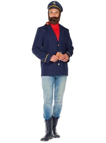 "Rubie`s Kostümjacke ""Seebär"" in Blau"