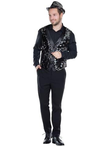 Rubie`s Kamizelka kostiumowa w kolorze czarnym