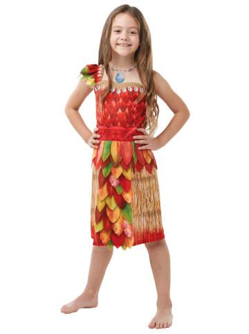 """Rubie`s Sukienka """"Vaiana"""" z kolorowym wzorem"""