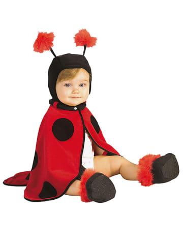 """Rubie`s 3-delig kostuum """"Lil Ladybug"""" rood/zwart"""