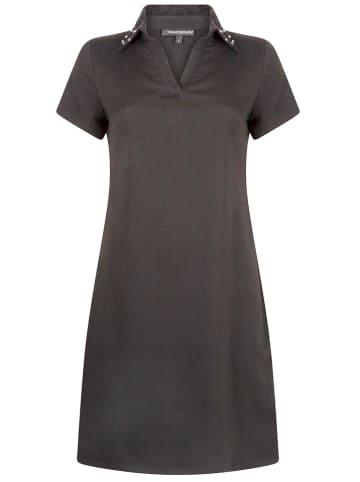 Tramontana Kleid in Schwarz