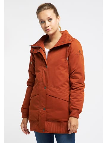 DreiMaster Winterjas rood