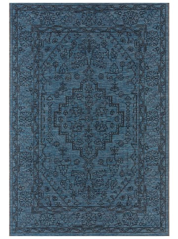 "Bougari Indoor-/outdoortapijt ""Tyros"" blauw"
