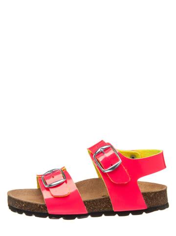 Kmins Sandalen in Rot