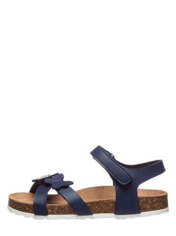 Kmins Sandalen donkerblauw