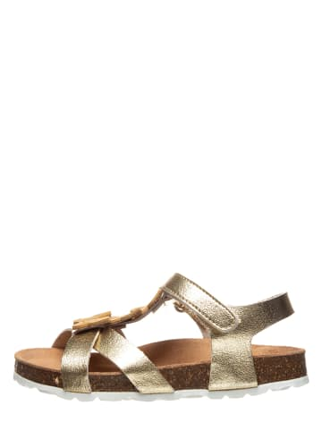 Kmins Sandalen goudkleurig