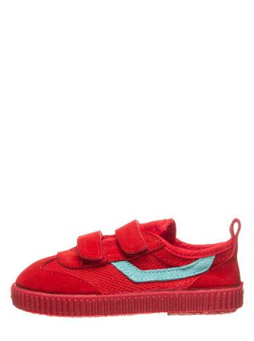 Kmins Sneakers rood