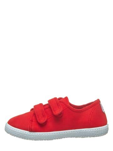 Kmins Sneakers in Rot