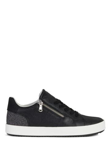 """Geox Sneakers """"Blomiee"""" in Schwarz"""