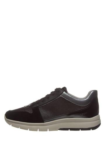 "Geox Sneakers ""Callyn"" zwart"
