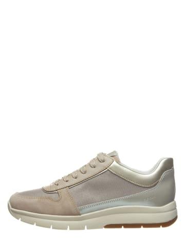 """Geox Sneakers """"Callyn"""" beige/crème"""