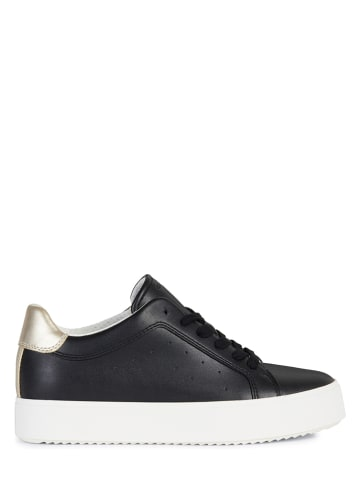 """Geox Sneakers """"Blomiee"""" zwart"""