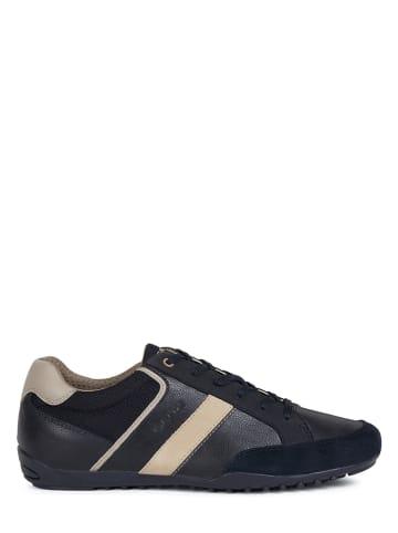 """Geox Sneakers """"Garlan"""" in Dunkelblau"""