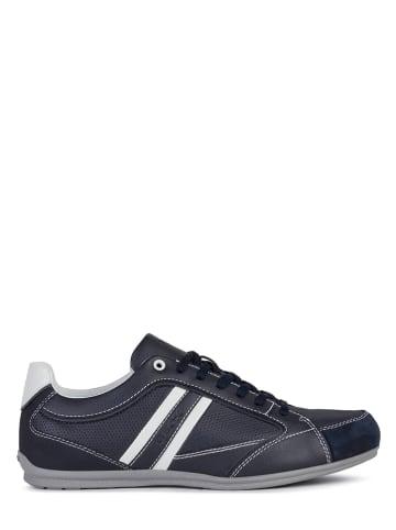 "Geox Sneakers ""Houston"" in Dunkelblau"