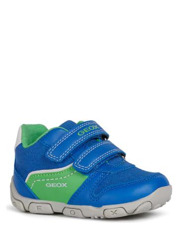"Geox Sneakers ""Balu"" in Blau"