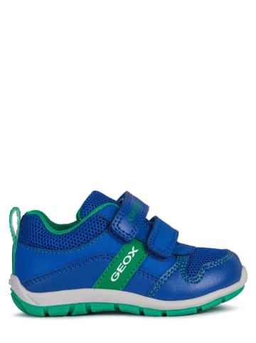 """Geox Sneakers """"Heira"""" in Blau"""