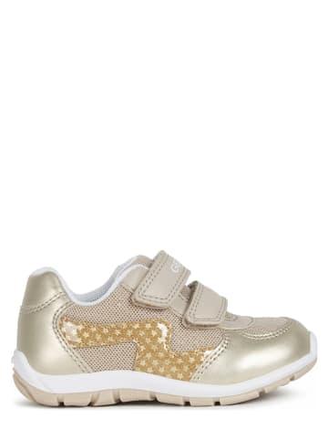 Geox Sneakersy w kolorze beżowym