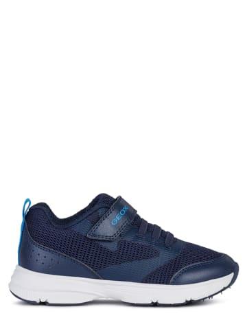 "Geox Sneakers ""Hoshiko"" donkerblauw"