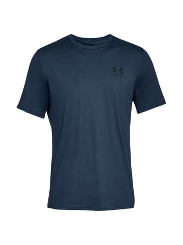 Under Armour Trainingsshirt donkerblauw