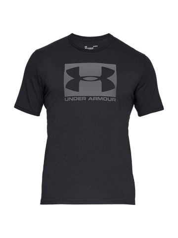 Under Armour Trainingsshirt in Schwarz