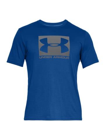 Under Armour Trainingsshirt blauw