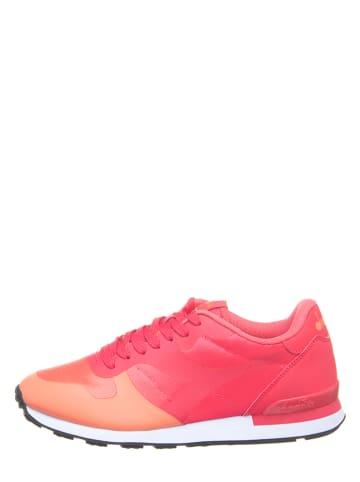 "Diadora Sneakers ""Camaro"" rood"