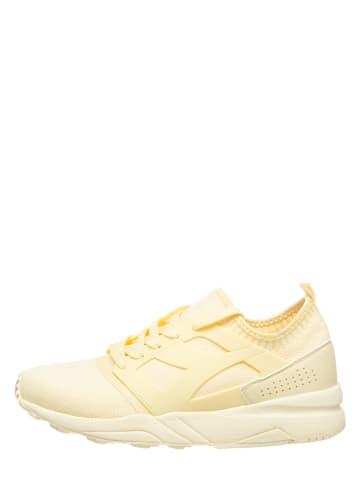 """Diadora Sneakers """"Evo"""" geel"""