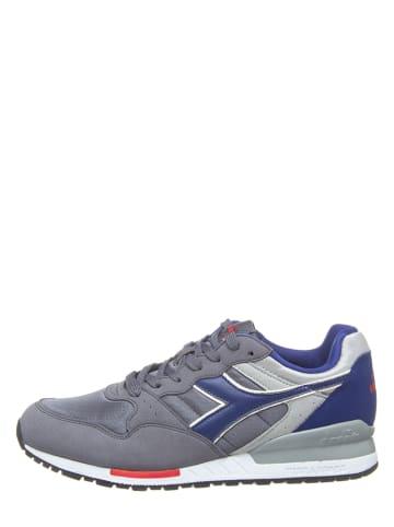 "Diadora Sneakers ""Intrepid"" in Grau/ Dunkelblau"